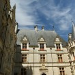 Chateau Azay-le-Rideau (was built from 1515 to 1527), France — Stock Photo #14438871