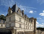 Villandry chateau, Loire Valley, France — Stock Photo