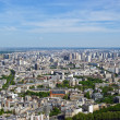 The city skyline at daytime. Paris, France — Stock Photo #14767637
