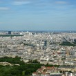 The city skyline at daytime. Paris, France — Photo