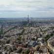 The city skyline at daytime. Paris, France — Stock Photo #14771303