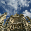 ストック写真: Cathedral (Notre Dame) of Senlis, Oise, Picardy, France
