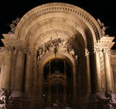 The Petit Palais (Small Palace) is a museum in Paris — Stock Photo