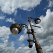 Decorative Street Light — Stock Photo #14804555
