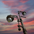 Decorative Street Light — Stock Photo