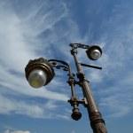 Decorative Street Light — Stock Photo #14804635
