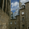 Stock Photo: Saint-Malo-- city in Brittany in northwestern France