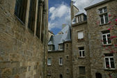 Saint-Malo-- city in Brittany in northwestern France — Stock Photo