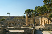 Ancient ruins of Kamiros, Rhodes - Greece — Stock Photo