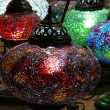 Traditional turkish lamps — стоковое фото #15600675
