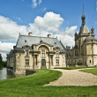 Chateau de Chantilly ( Chantilly Castle ), Picardie, France — Foto Stock