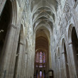 Stock Photo: Interior of Gothic cathedral of Saint Gatien, Tours, France