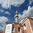 Mosque in Old Town, Rhodes, Greece — Stock Photo