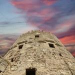 Rhodes Tower of St. Nicholas, Greece — Stock Photo