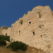 Medieval Castle of Kritinia in Rhodes Greece, Dodecanese — Stock Photo #21891213