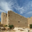 Medieval Castle of Kritinia in Rhodes Greece, Dodecanese — Stock Photo #21892097