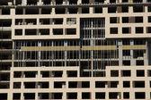 Construcción de hormigón highrise — Foto de Stock