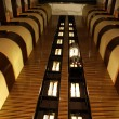 Elevators in atrium of hotel center — ストック写真 #25826547
