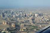 Aerial view. Dubai, United Arab Emirates (UAE). — Foto de Stock