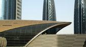 Dubai Metro, United Arab Emirates — Stock Photo