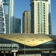 Dubai Metro, United Arab Emirates — Stock Photo