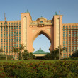 Atlantis Hotel, Palm Jumeirah, Dubai, United Arab Emirates — Stock Photo