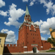 Stock Photo: TroitskayTower, Moscow Kremlin, Russia