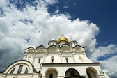 The Archangel Cathedral. Moscow Kremlin, Russia — Stock Photo