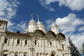 Patriarch Palace and the Twelve Apostles Church, Moscow Kremlin, Russia — Stock Photo