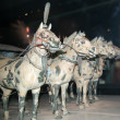 Qin dynasty Terracotta Army, Xian (Sian), China — Stock Photo