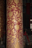 Temple of Heaven (Altar of Heaven)-- Inside the Hall of Prayer for Good Harvests, Beijing, China — Stockfoto
