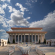 Stock Photo: Mausoleum of Mao Zedong, Tiananmen Square, Beijing, China