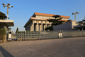 Mausoleum of Mao Zedong, Tiananmen Square, Beijing, China — Stockfoto