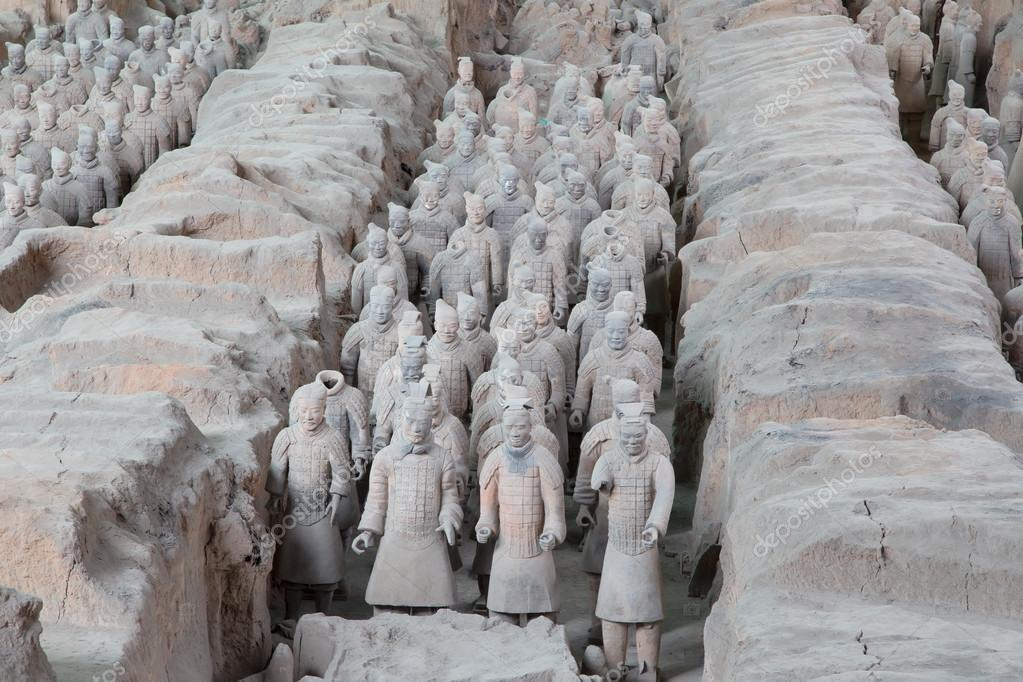 Qin Dynasty Terracotta Warriors Qin Dynasty Terracotta Army