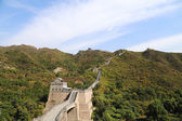 Great Wall of China, north of Beijing — Stock Photo