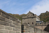 Great Wall of China, north of Beijing — Zdjęcie stockowe