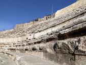 Roman Theatre in Amman, Jordan — Stock Photo