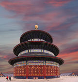 Temple of Heaven (Altar of Heaven), Beijing, China — Stock fotografie