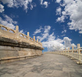 Temple of Heaven (Altar of Heaven), Beijing, China — Foto Stock
