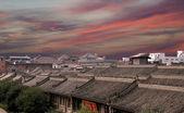 View of the city of Xian (Sian, Xi'an), Shaanxi province, China — 图库照片
