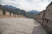 Great Wall of China, north of Beijing — Stockfoto