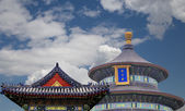 Temple of Heaven (Altar of Heaven), Beijing, China — Стоковое фото