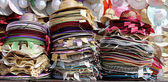 Women's hats for sun protection, Jordan, Middle East — ストック写真