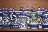 Traditionele lokale souvenirs in jordanië, midden-oosten — Stockfoto