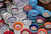 Traditional local souvenirs in Jordan, Middle East — Foto de Stock