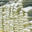 Stock Photo: Stacks Of Chemical Sacks