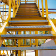 Industry Staircase - Stock Photo