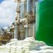 Stacks Of Chemical Sacks — Stockfoto #20310355