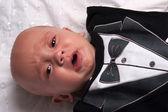 Bambino piange — Foto Stock