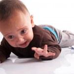 Baby Crying — Stock Photo #25990985
